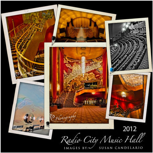 Radio City Music Hall Photo Tour Workshop