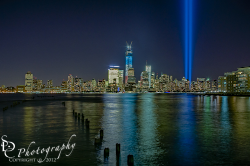 """Tribute In lights"""