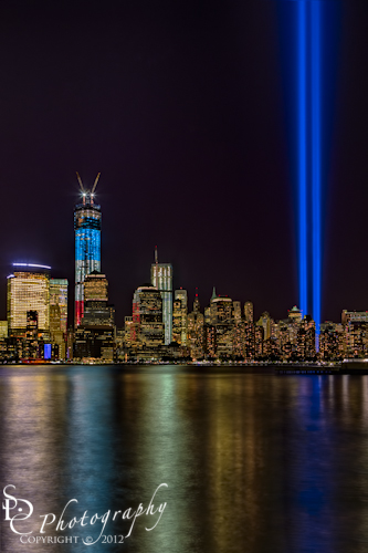 Tribute In Lights Memorial