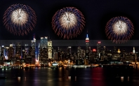 New York City Celebrates the 4th
