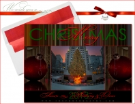 xmas greeting card 2013