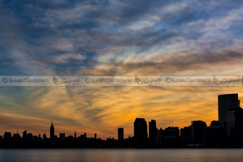 The New York City Skyline Awakens