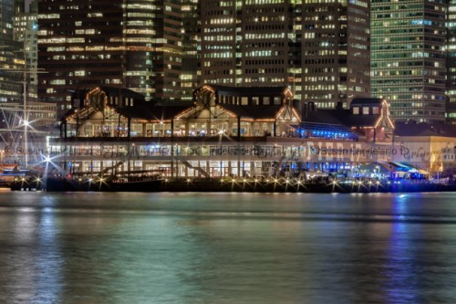 Pier 17 South Street Seaport NYC