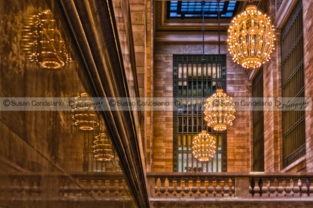 Grand Central Terminal Chandeliers