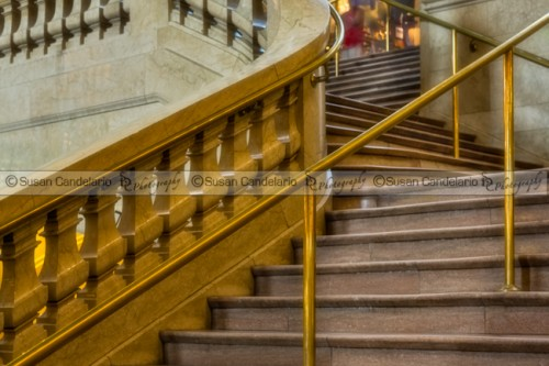 Grand Central Terminal Staircase