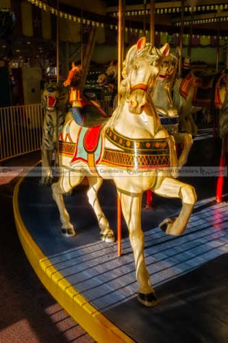 Seaside Heights Casino Pier Carousel