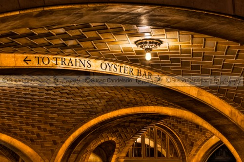 To Trains And Oyster Bar