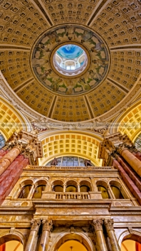 Main Reading Room Library Of Congress