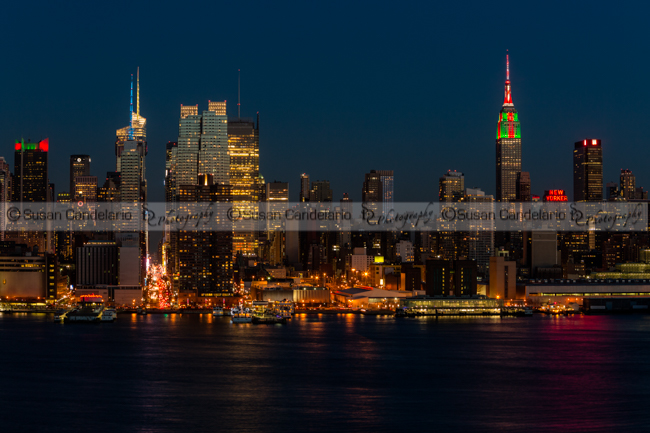 Christmas In New York City - Susan Candelario - SDC Photography