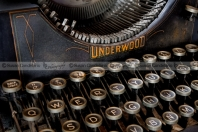Underwood Typewriter Details