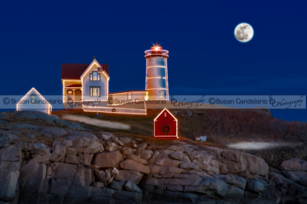 Nubble Light Cape Neddick Lighthouse
