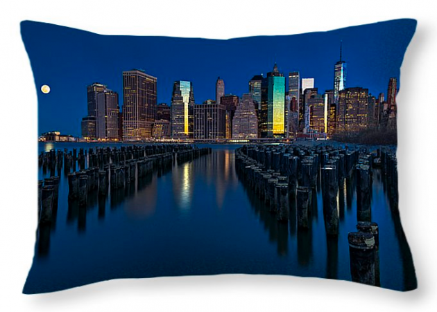 NYC-moonset-throw-pillow