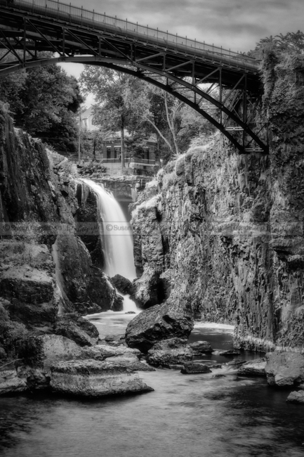 Paterson Great Falls III BW