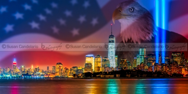 USA Land Of The Free